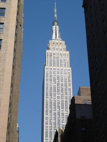 Empire State Building from bel...
