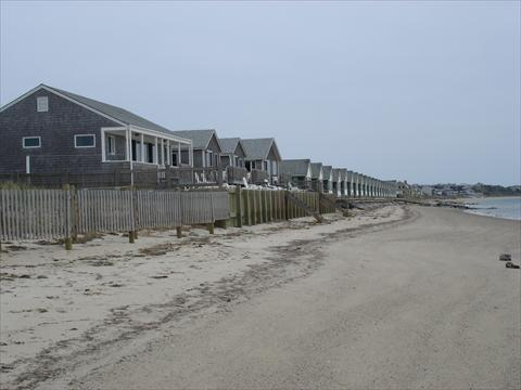 Holiday Beach Cabins in Truro