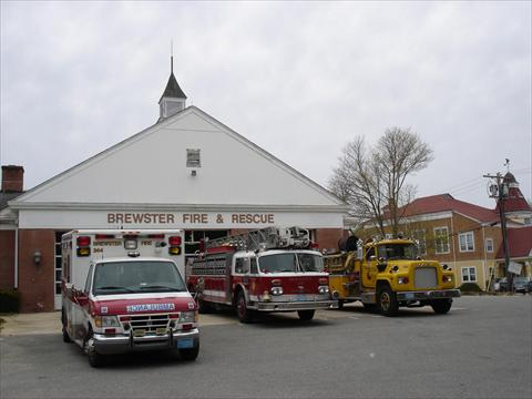Local fire department