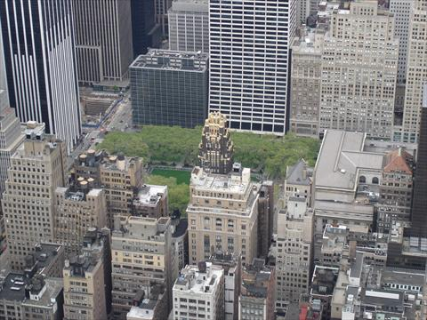 Bryant Park and American Stand...